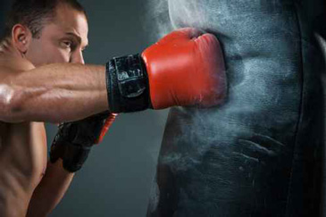 Kickboxing Bag Work for Beginners