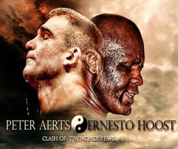 FightFans it's over, Hoost wins on points! October 19 in Osaka, Japan - Peter Aerts and Ernesto Hoost