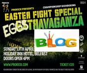 The daily Blog for our team kept you all up-dated for the run-up to our Easter event