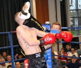 Check out Photos & Video from the New Breed event as kickboxers complete their journey