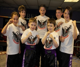 The ProKick event - will give the kids an opportunity to compete on a fight-card alongside some of the country's top amateur fighters in an International show dubbed, Easter Eggs-Travaganza.