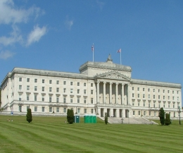Team Prokick and the Peace Fighter will visit Stormont this Monday Nov 10th 2014