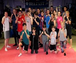 Thursday 23rd FEB 2017 kicked-off a new course for first-timers to the sport of kickboxing at ProKick.