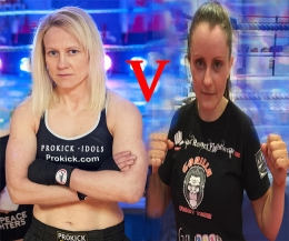 Cathy McAleer (Belfast, NI) will face England's Michelle Page in a Thai-Style match under WKN rules on June 5th in Belfast