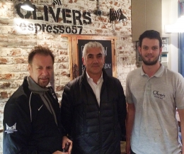Billy Murray meets owner of Olivers Mr Peter Oliver and head Chef Conor McCollum to discuss ProKick's KICKmas Unsung Heroes night.