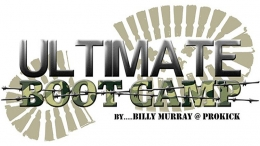 BootCamp starts 3rd July for a THREE days and just 45mins per session with the starting time of 6am.