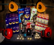 A mini Kids competition day  - A Happy Easter from all here at ProKick - and the Kids be back on Saturday 22nd April to work off all those Easter Eggs!