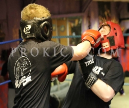 Another new Sparring class for beginners kicks off TONIGHT