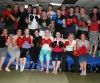 Well done to all who finished the final class and what a class to finish on a non-stop pad 45 min pad class.