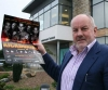 Mr George Emerson of Norman Emerson Group -  a company at the cornerstone of excellence. Now help KICKmas Box on Dec 1st
