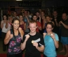 Danny wins beginners competition at the ProKick gym on the last night of their 6week course of beginners