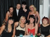 Two is Company eight is a nice crowd  - Billy & Adele  (3rd Left) with some of her team from Company Haircutters