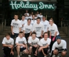 There was no Holiday at the Inn for these guys as they ran 6.6 miles as part of Billy's Boot Camp