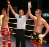 Barrie Oliver  still unbeaten in five bouts -  the judges give a draw