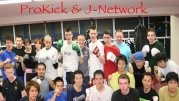 Team ProKick Sparring with J-Network - Video