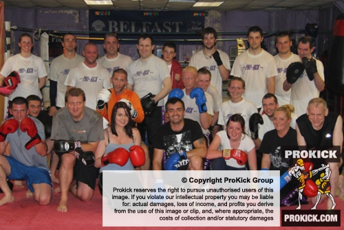 Kickboxing Beginners Move To Next Level - Your new class, the Advanced Beginner's, will restart next Monday commencing at 7.30pm on Monday 16th July 2012