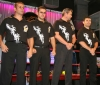 WKN officials for the event Malta Vs the World - more photographs will follow