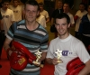 Mark Winters and Ross Hamilton win competition