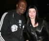 K1 Legend Mr Ernesto Hoost and Hairdressing's Miss Perfect Adele Robinson
