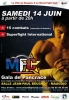 Poster of the Mixed Martial Arts Championship  -  Gala de Pancrace