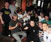 The Irish ProKick select with their Swiss opponents and event promoters