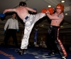Mikey Shields Winner Points (Scotland) Vs Sean Barrett (Waterford) the match was over 3 x 2 min rounds