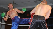 Mickey Shields Vs Jamie Bays - Thai-Tanic VIDEO