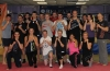A new 6 week kickboxing course for beginners kicked off at the ProKick Gym - over 20 new wannabe kickboxers started the sport of ProKick Kickboxing