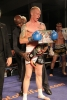 Belter Darren McMullan (ProKick NI) Vs lifted a WKN European Amateur Middleweight belt. It was presented by Mr Ernesto Hoost