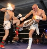 Darren McMullan in action against Alan MacDonald from Katana Gym