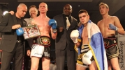 Darren McMullan Vs Demetris Sarantopolous - VIDEO