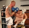 K1 Style Thai-Tanic WKN Title Action  Demetris Sarantopolous takes a Knee from Darren McMullan (ProKick NI)