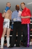 ProKick's Darren McMullan before his K1 style match on 25th February 2012 in Staines, Essex.