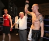 ProKick's Darren McMullan wins his first white collar boxing fight against Philip Ryan in Kilkenny