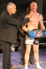 Crowned King of Europe by the WKN top Man Mr Cabrera at the Thai-Tanic event Belfast June 10th 2012