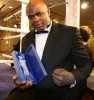 K1 Super Star was in Belfast to Collect his - Lifetime Achievement Award - Living Legend Ernesto Hoost - 'Mr Perfect'