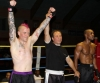 Gary Fullerton feeling elated after his 1st round KO victory