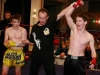 David Bird 57kg (ProKick) Vs Peter Hamill 57kg (Kempo Gym) Winner points
