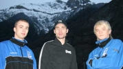 Northern Irish Kickboxers in Switzerland