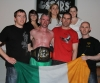 New European Champion Ken Horan with his Galway Team