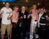 Mikey Shields won another kickboxing match in Belfast at the Hilton Hotel on June 5th at the Bash n Mash - a Points win over Sean Barrett (Waterford)