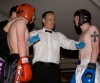 Face to Face Mikey-Shields-V-Sean-Barrett met to do battle at the Hilton in Belfast