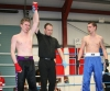 Noel Shapard done well on his first fight but who won this match