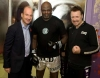 BBC's Stephen Watson meets K1 fight legend Ernesto Hoost along with Billy Murray