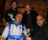 The Cypriot WKN Officials with President Mr Stefane Cabrera before the event in Nicosia, Cyprus on 9th March 2012.