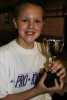 Dylan Lennox was week ten winner of the Brooklands Cup