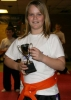 Brooklands Cup - Week 38 Winner was 10 year old Hayley Paton
