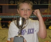 Brooklands Cup - Week 39 Winner was Matthew McAlees - from the kickboxing McAlees family