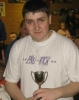 16 year old Junior kickboxing instructor Allan Timus is this weeks winner of the Brooklands Cup