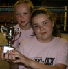 Amy and Nicole Young were week 48 Winners of the Brooklands Cup